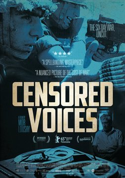Censored Voices - Israel's 1967 Six-Day War